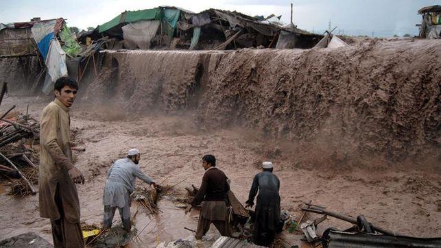 muertos-lluvias-torrenciales-Afganistan-Pakistan