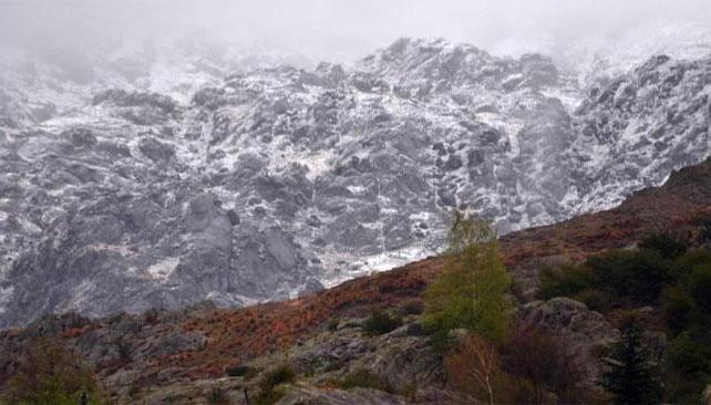 �El regreso de la nieve a las Sierras de Córdoba!