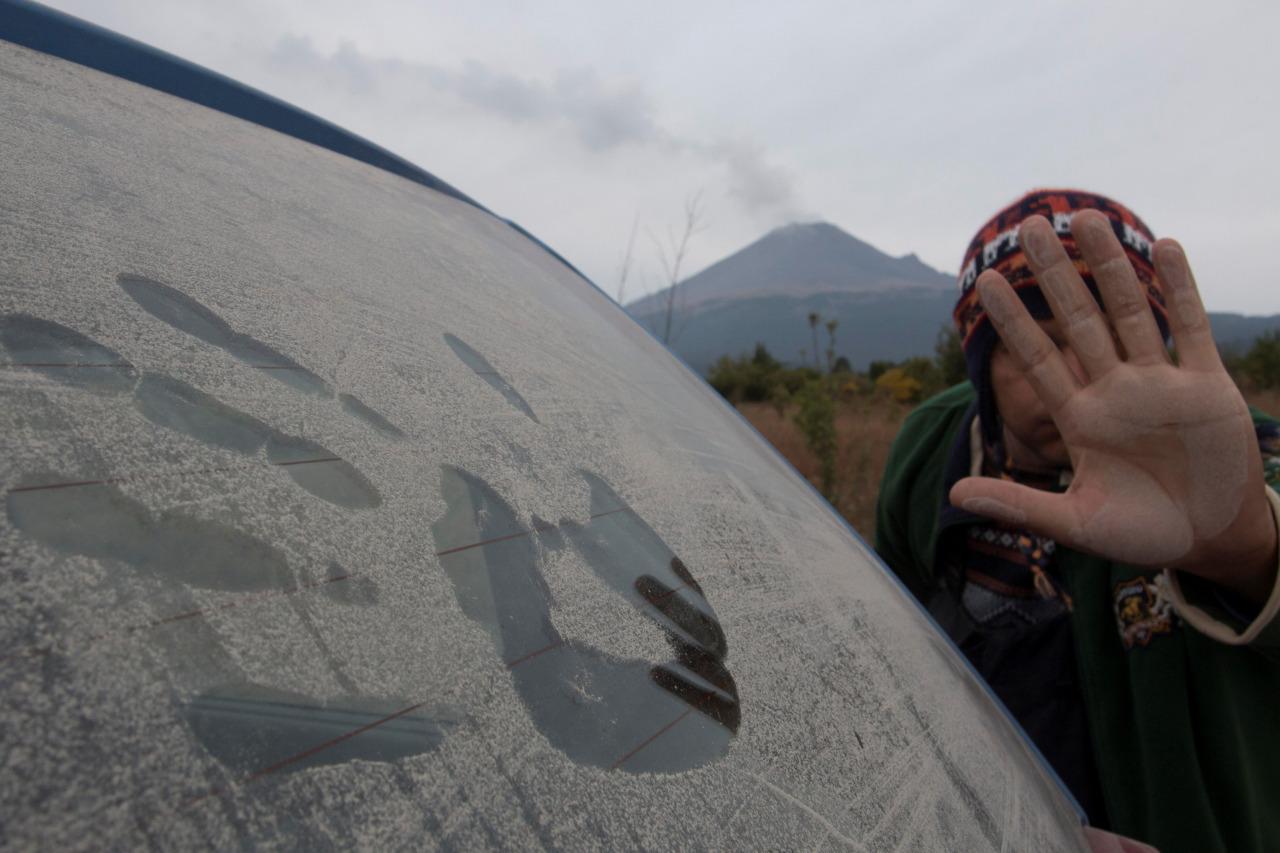volcan Popocatepetl 3
