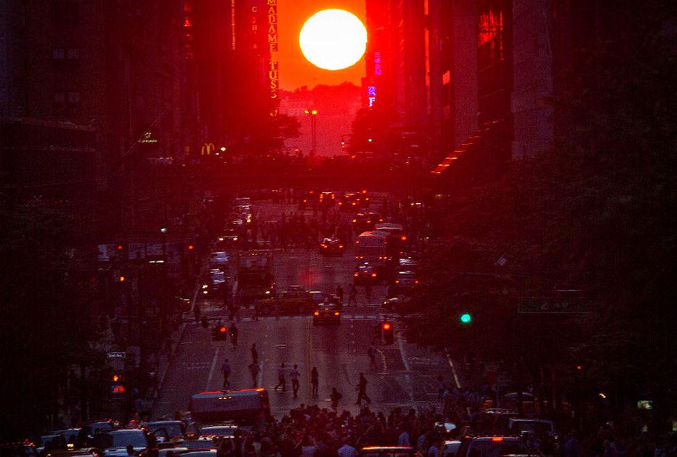 El sol en Manhattan 3