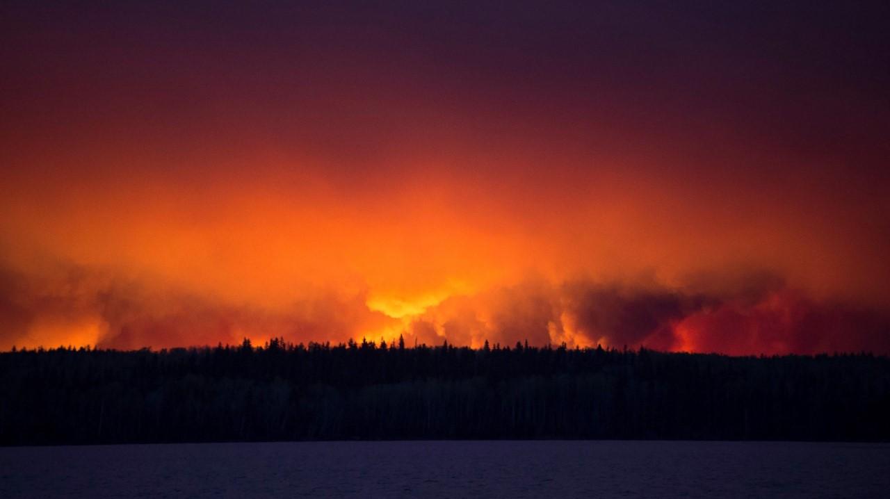 Incendios en Canada 2