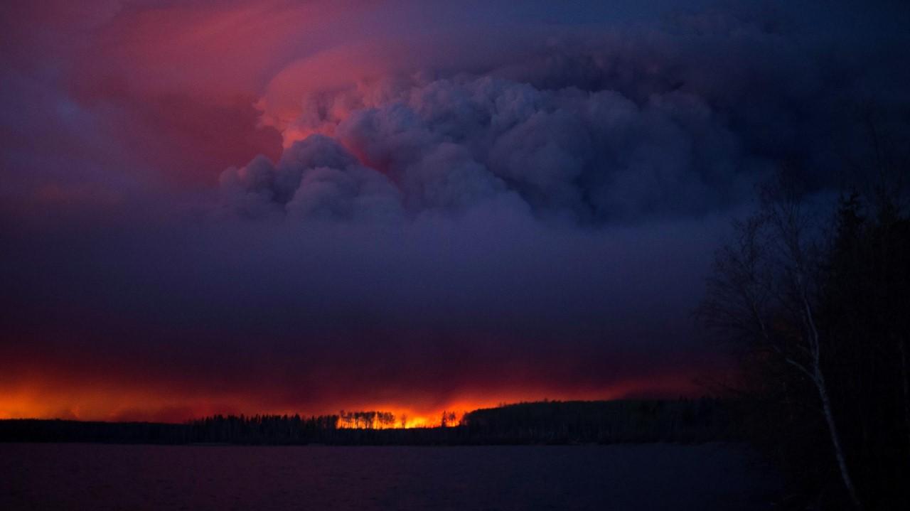 Incendios en Canada 3