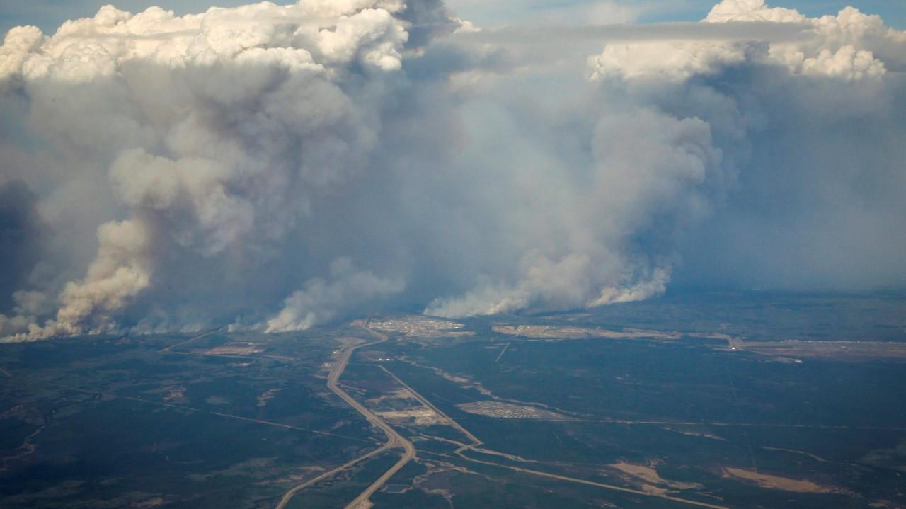 Incendios en Canada 4