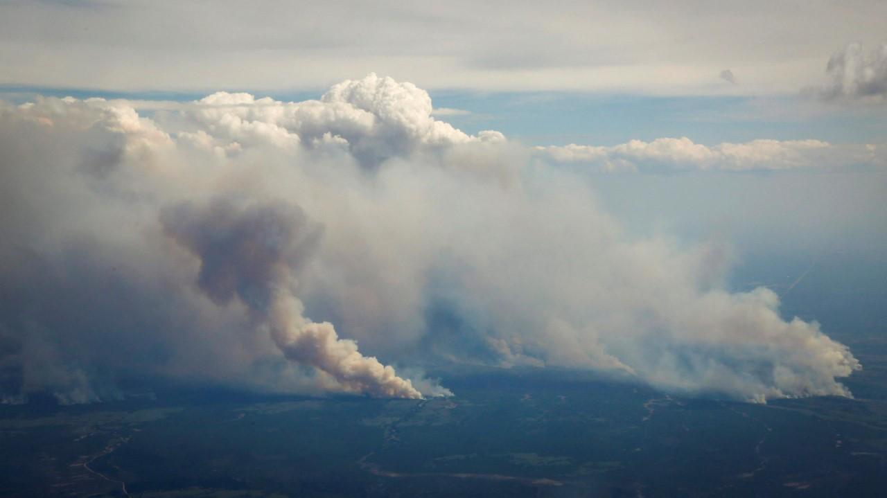 Incendios en Canada 5