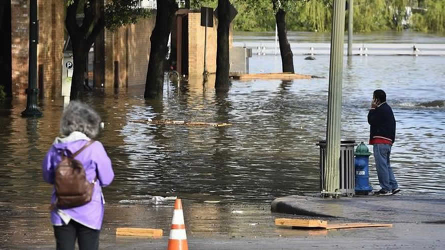 Inundaciones en Texas 2