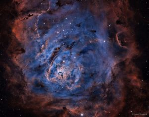 Nebulosa de La Laguna 1