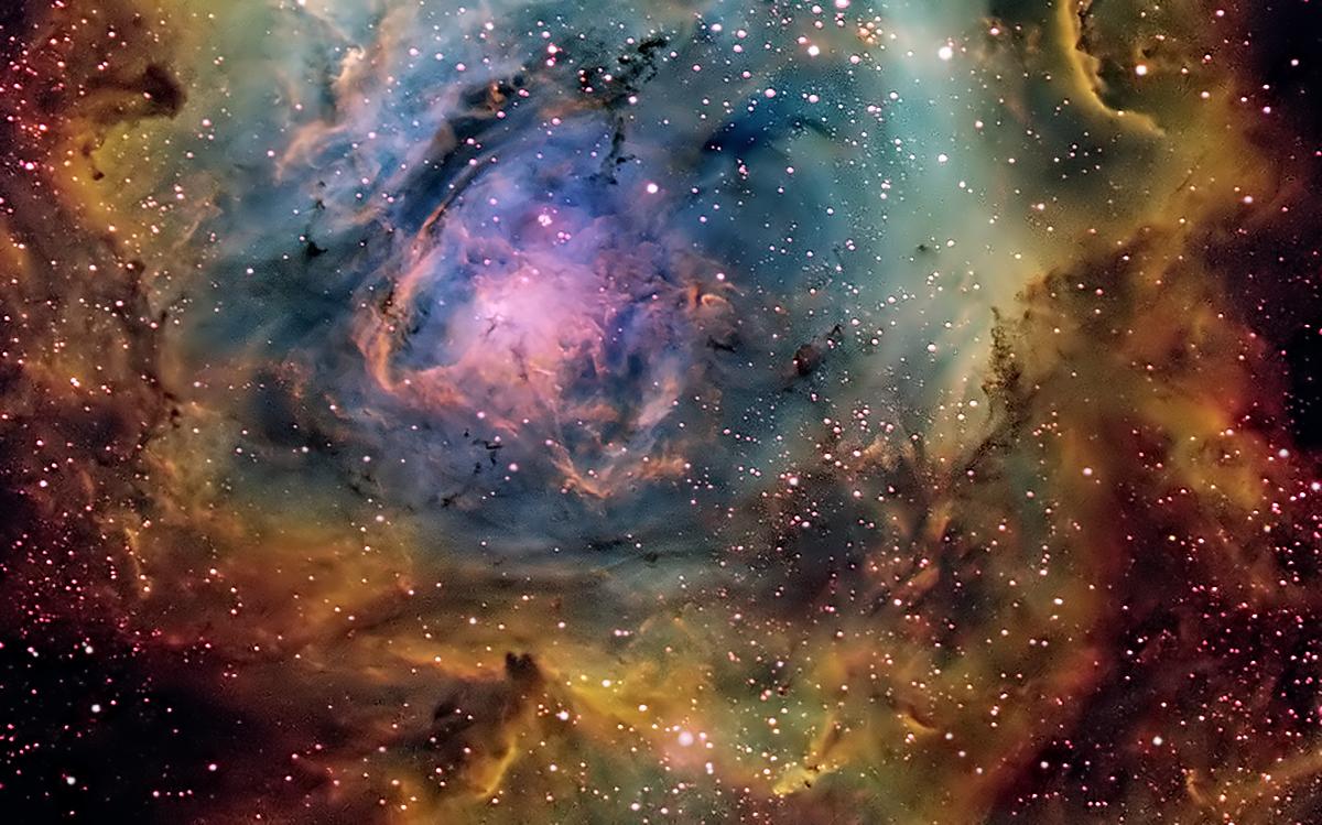 Nebulosa de La Laguna 3