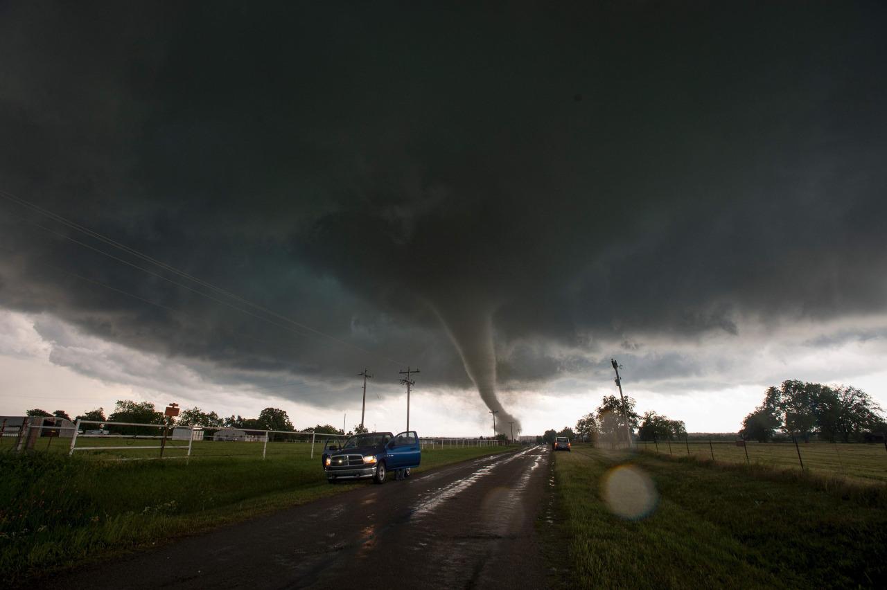 Tornados en Colorado