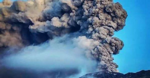 Volcan Turrialba de Costa Rica 1