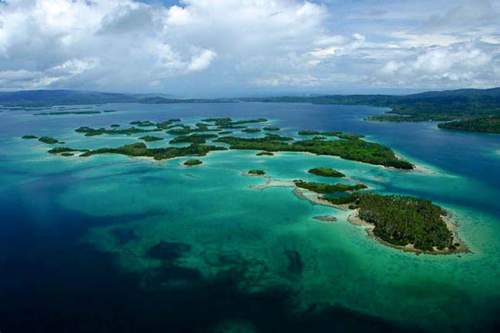 arrecife de Islas Salomon 1