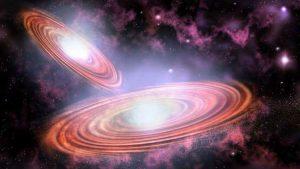 Choque de agujeros negros 4