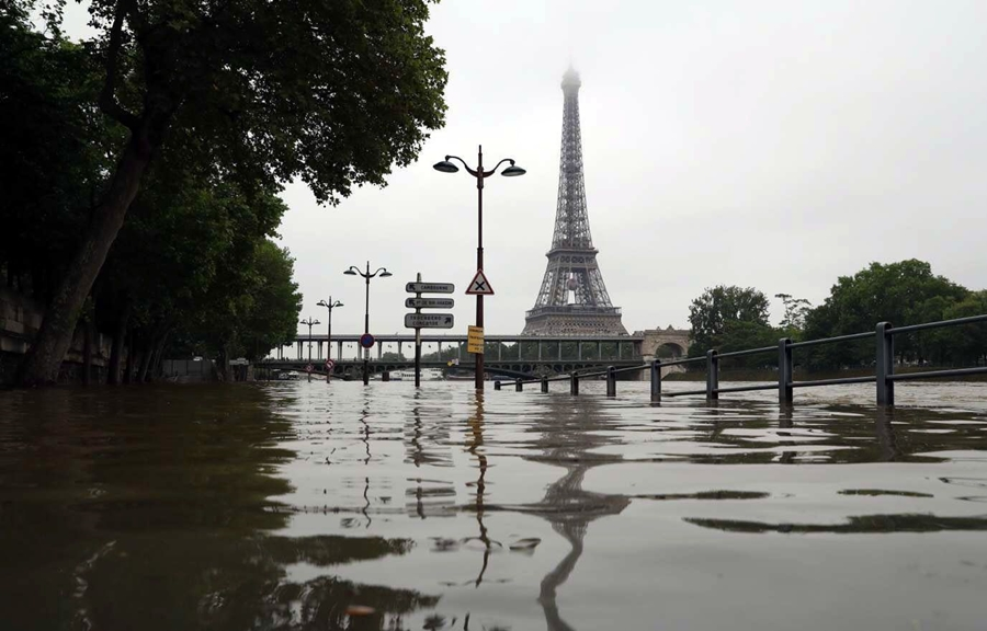 Europa bajo agua 3