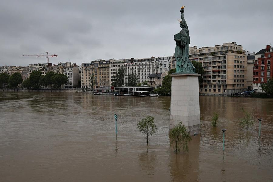 Europa bajo agua 7