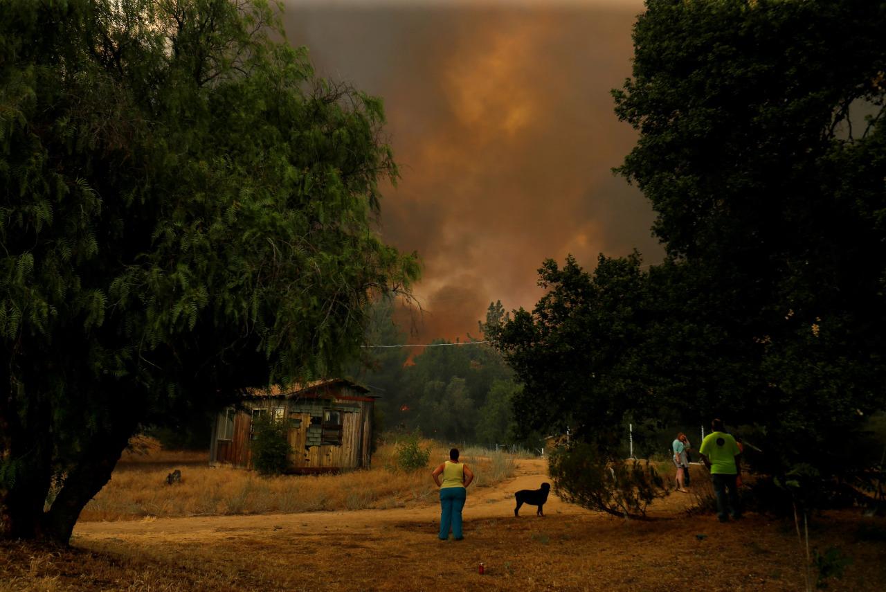 Incendio en california 3