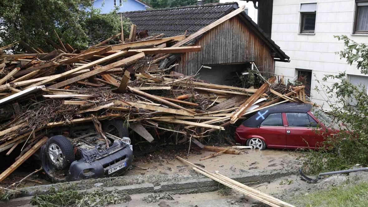 Inundaciones en Francia 6