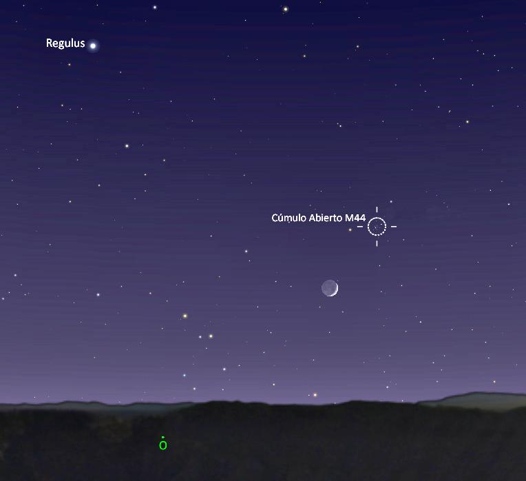 Mapa astronomico 3