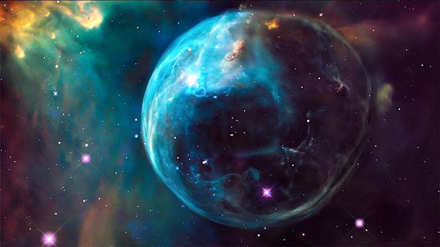 Nebulosa de la Burbuja 1