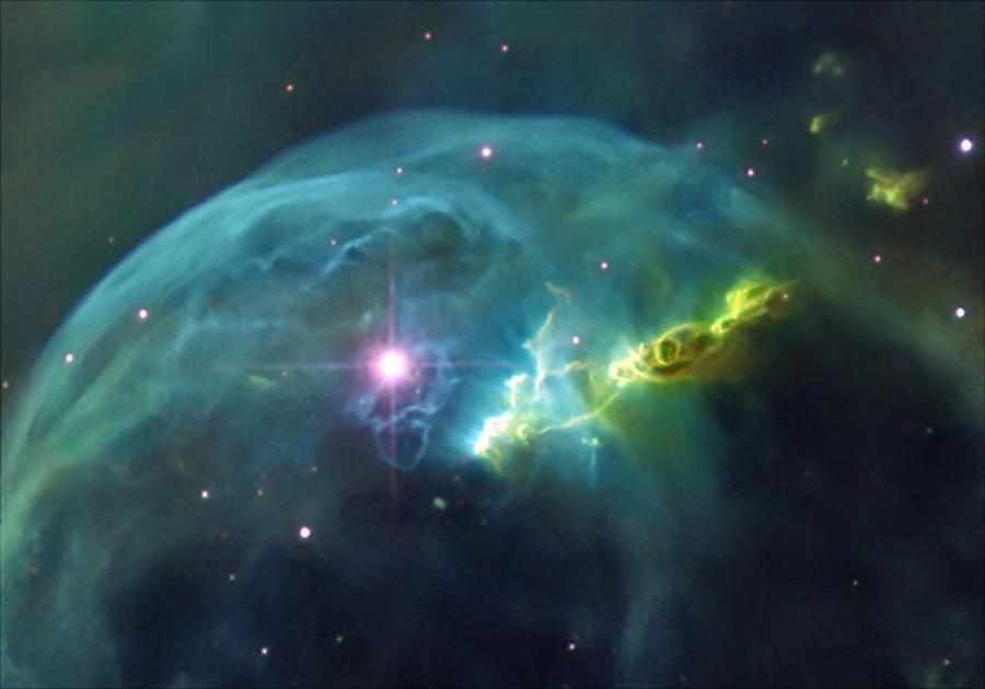 Nebulosa de la Burbuja 2