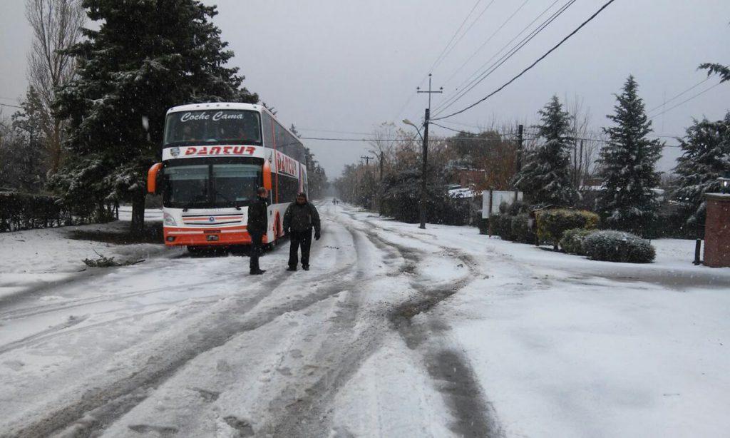 Nieve en San Luis 4