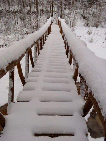 Nieve en San Luis