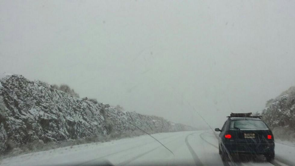 Nieve en las altas cumbres 1