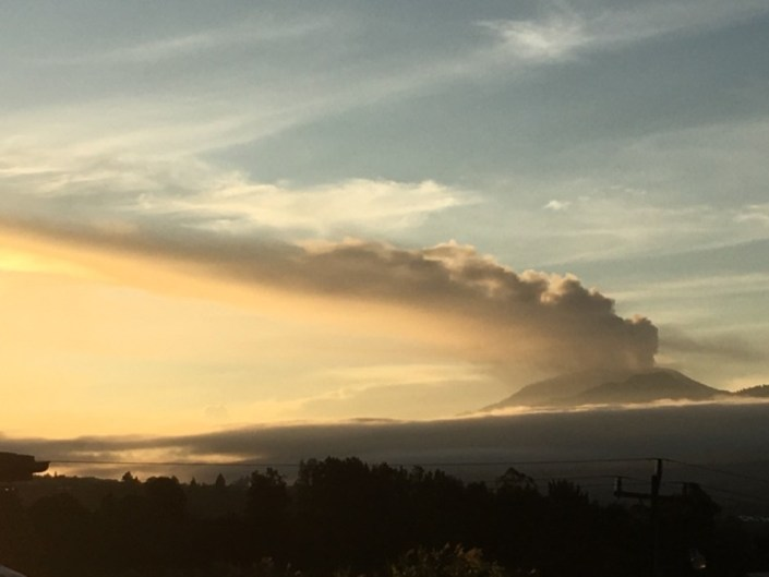Volcan Turrialba 1