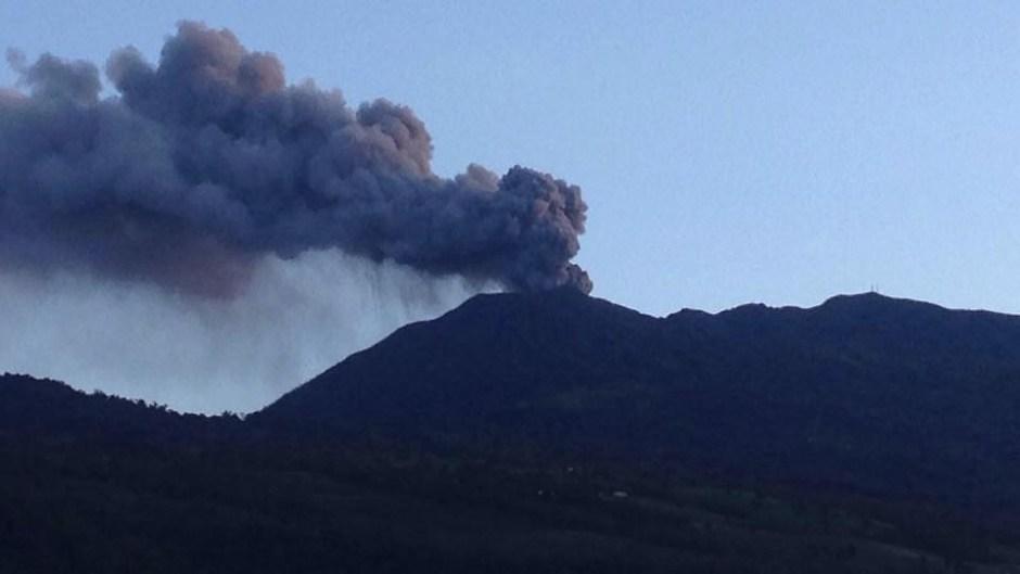 Volcan Turrialba 3