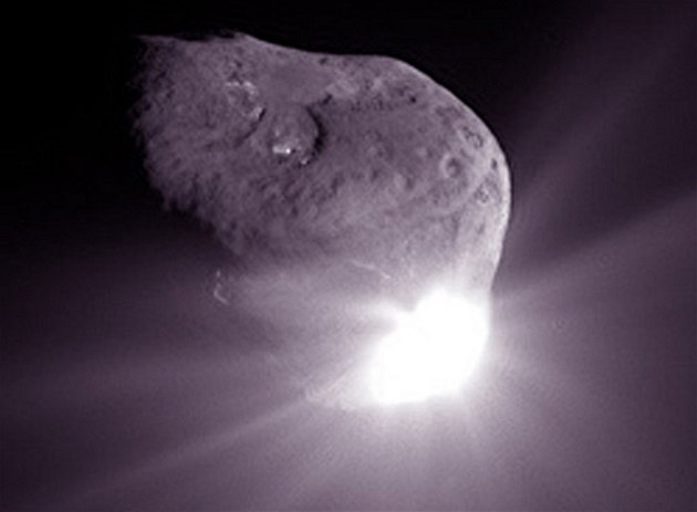 Asteroide y explosion nuclear 2