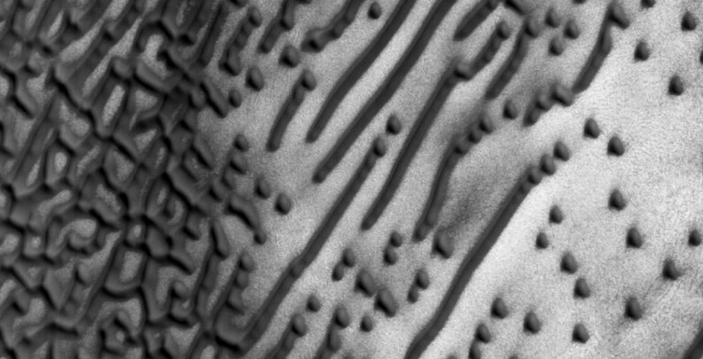 Codigo morse en Marte 2