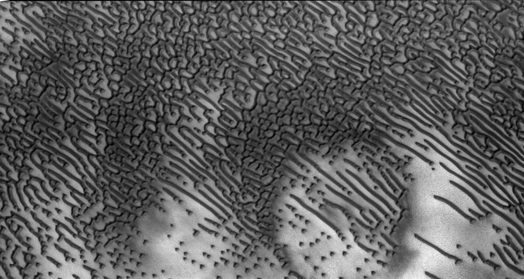 Codigo morse en Marte 3