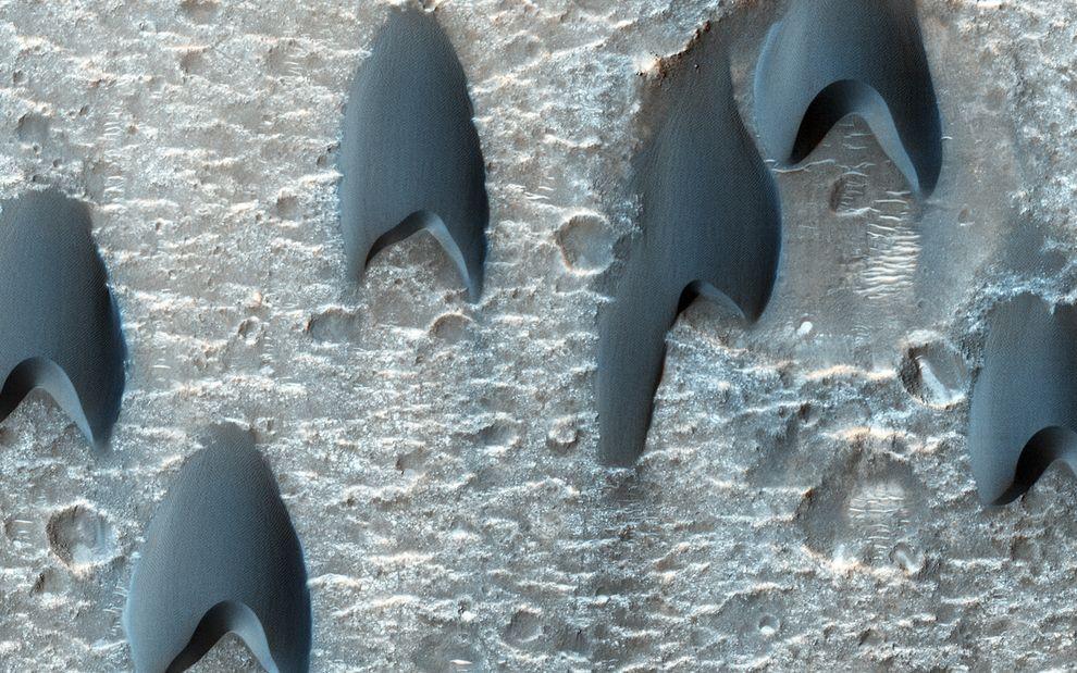 Codigo morse en Marte 5