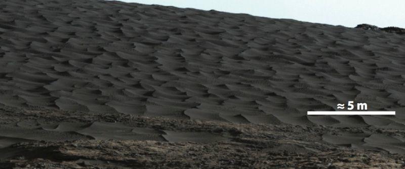 Dunas de Marte