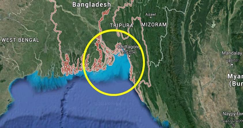 EarthquakeBangladesh