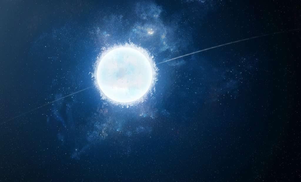 Estrella enana blanca