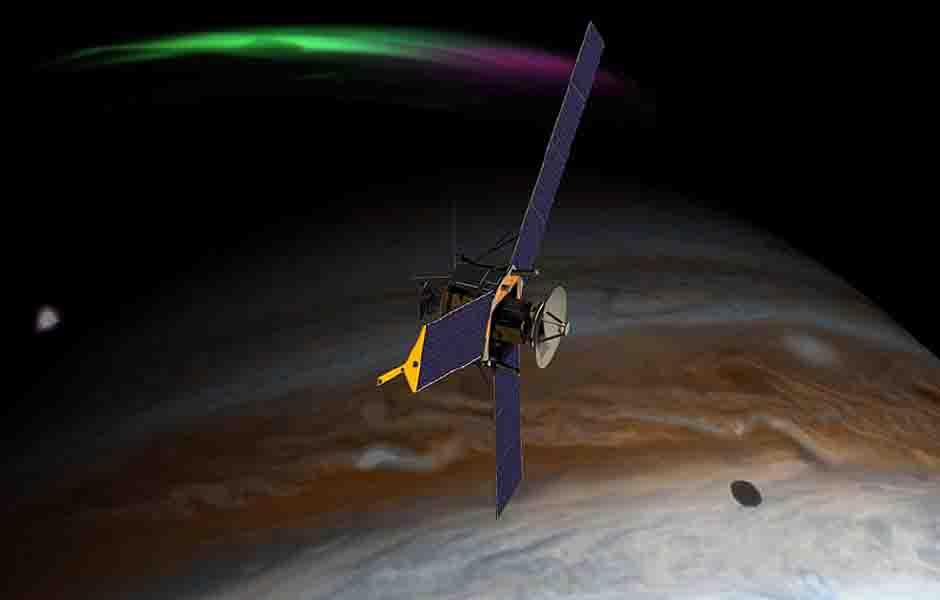 Jupiter y mision 2