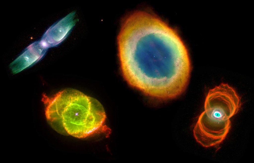 Nebulosas planetaria