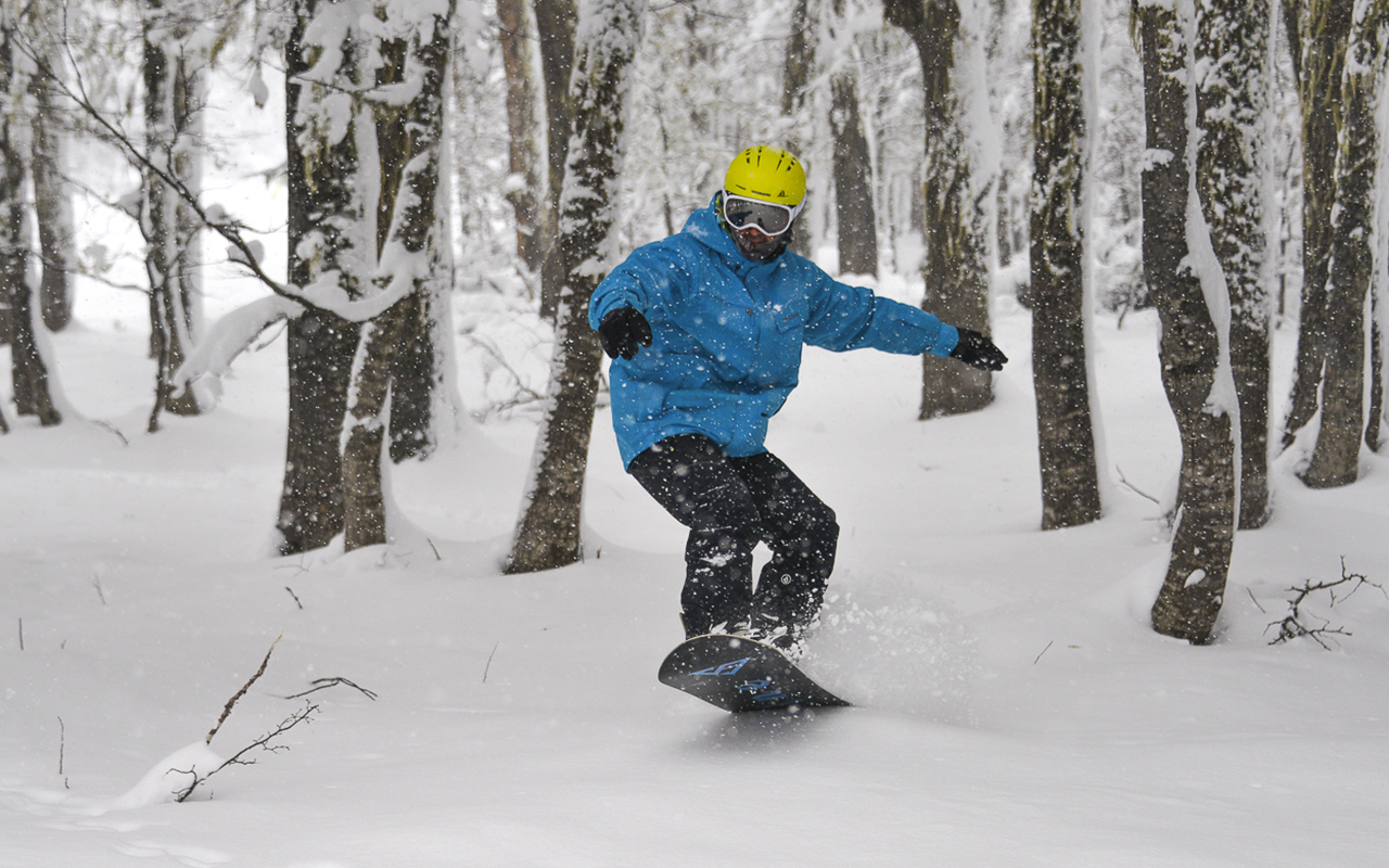 Nieve en el Chapelco 3