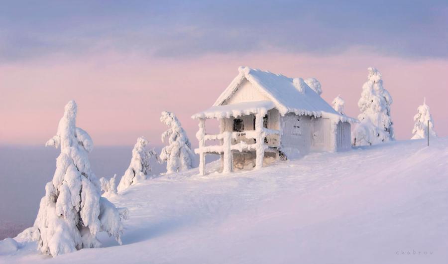 Paisajes nevados 7
