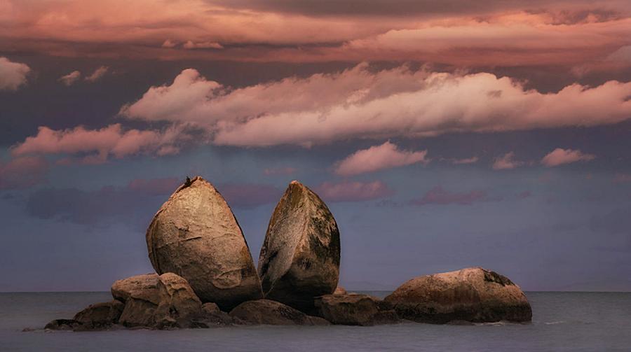 Roca partida, Nueva Zelanda 2
