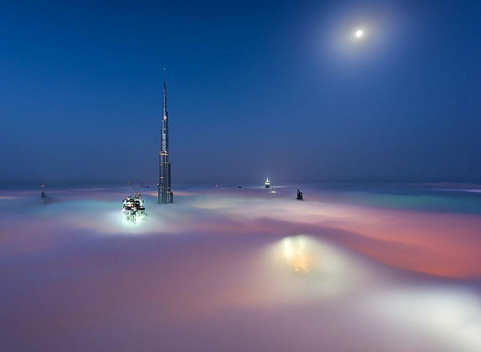 Bajo la niebl 3