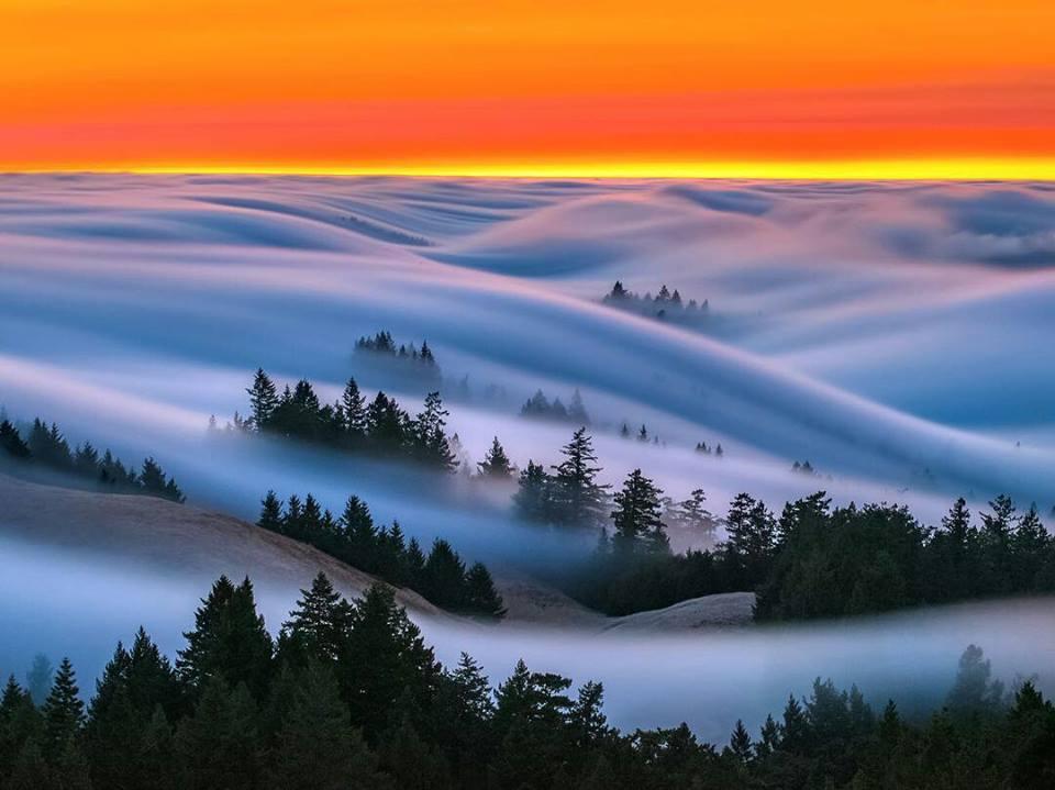 Nubes bajas 2