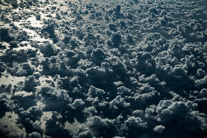 Nubes bajas 3