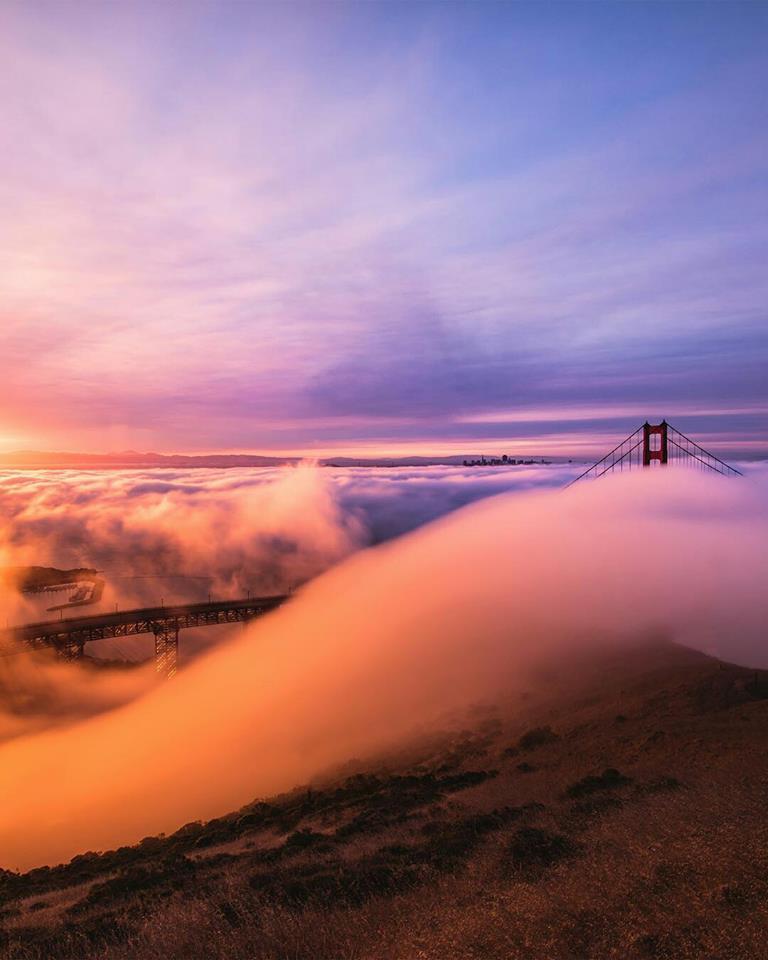 Nubes bajas 4