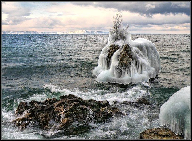 Paisajes de Baikal, Rusia 1
