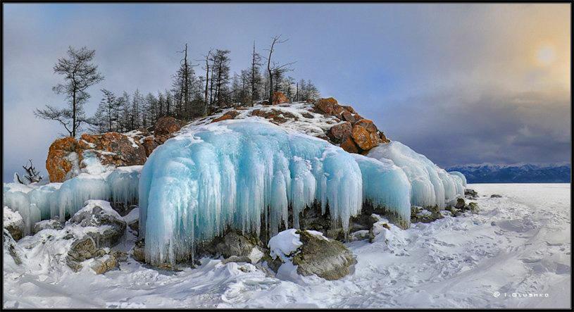 Paisajes de Baikal, Rusia