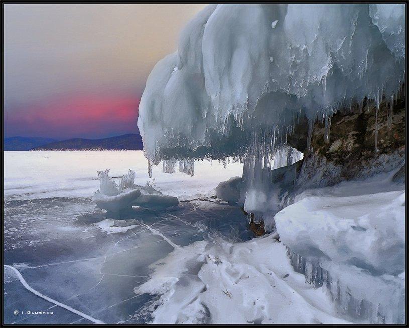 Piasajes de Baikal