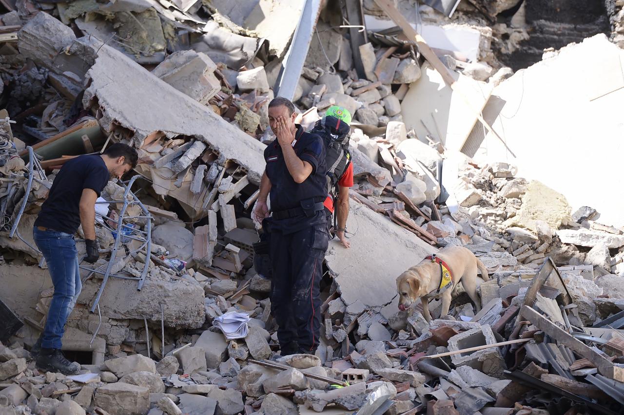 Terremoto en Italia 12