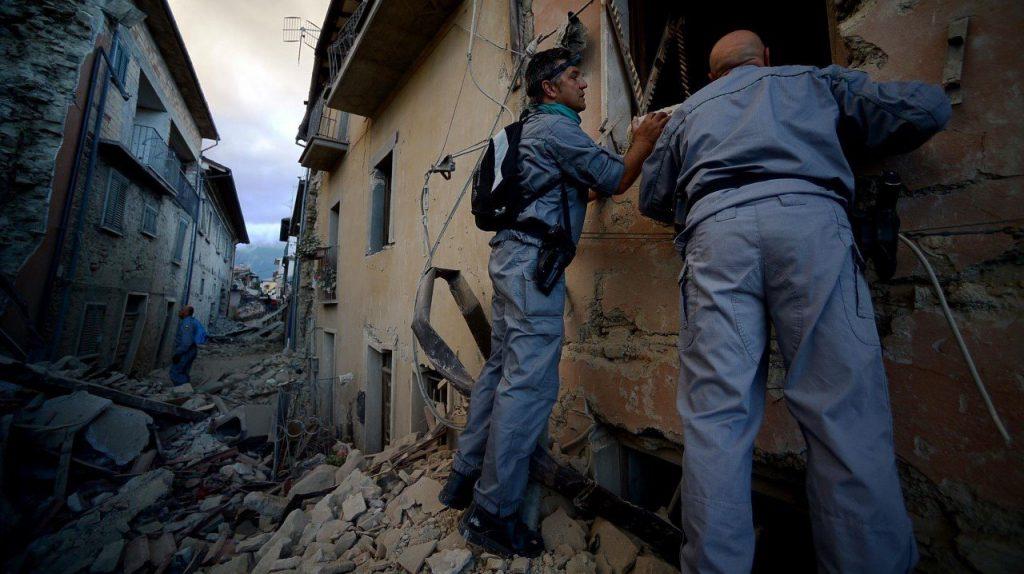 Terremoto en Italia 2