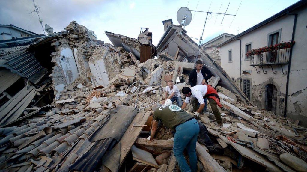 Terremoto en Italia 3