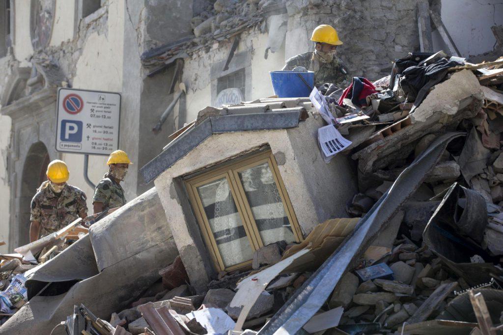 Terremoto en Italia 6